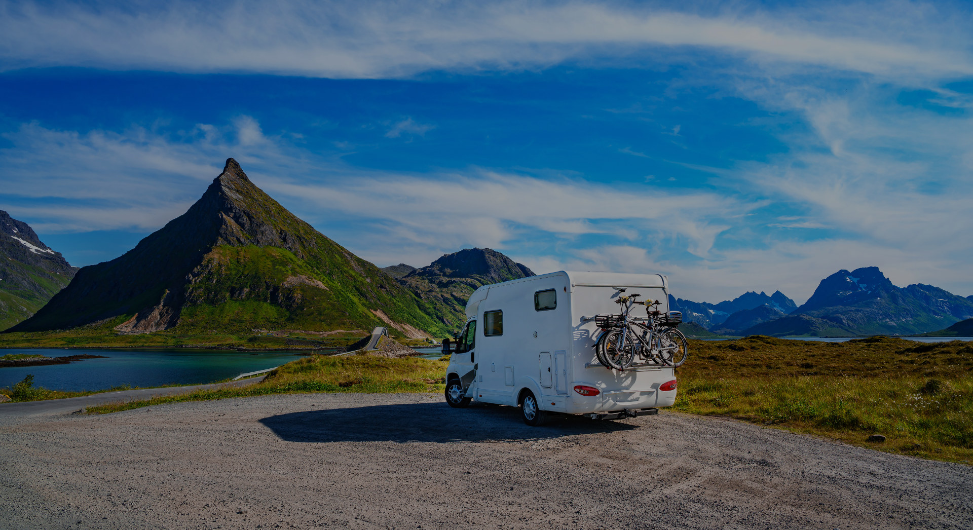 …hire a camper and create your holiday…